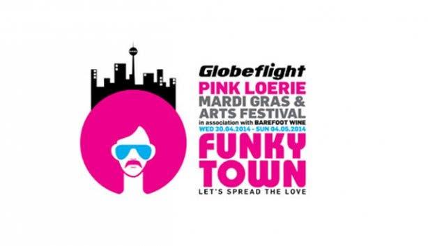 Pink Loerie Festival 2014