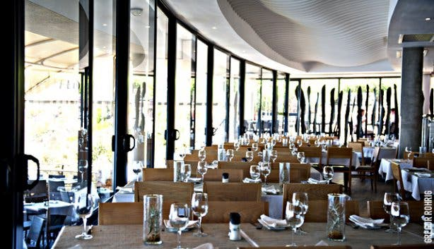 Dining at Cape Point National Park