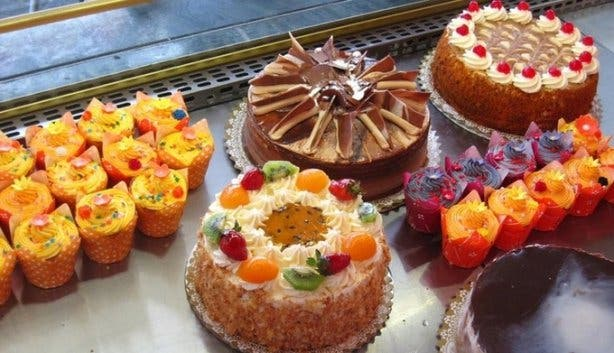 Limnos Bakery cakes 2017