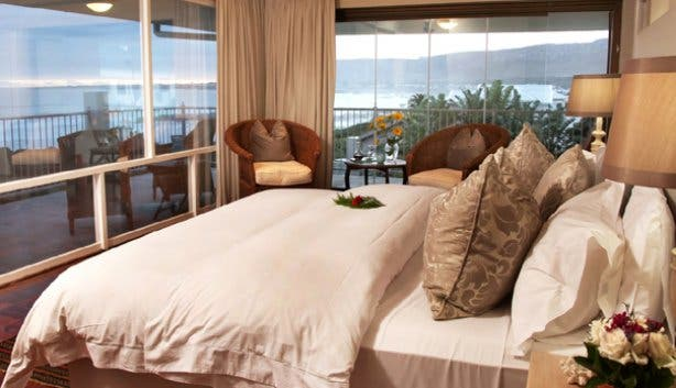 Hermanus Beach Villa Honeymoon Suite