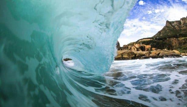 African Soul Surfer_Llandudno Beach