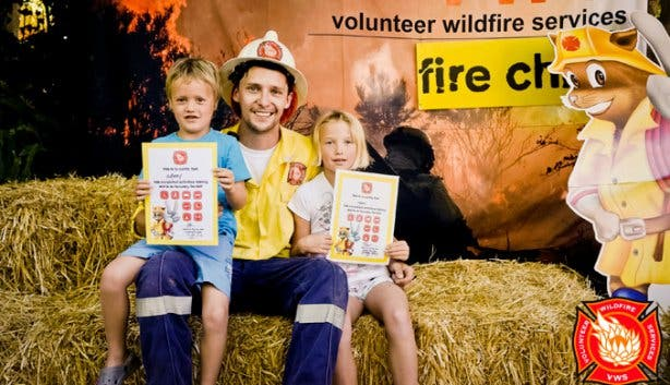 10 Questions for VWS Firefighter Jon-Jon Emary