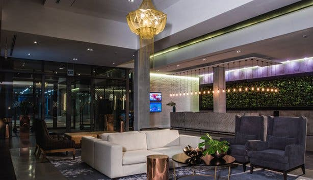 Century City Conference Centre and Hotel Lobby