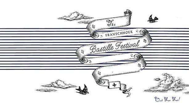 Franschhoek Bastille Day
