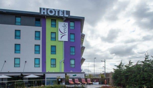 Hotel Verde Exterior 2