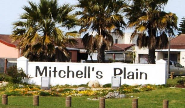 Mitchell's Plain Sign
