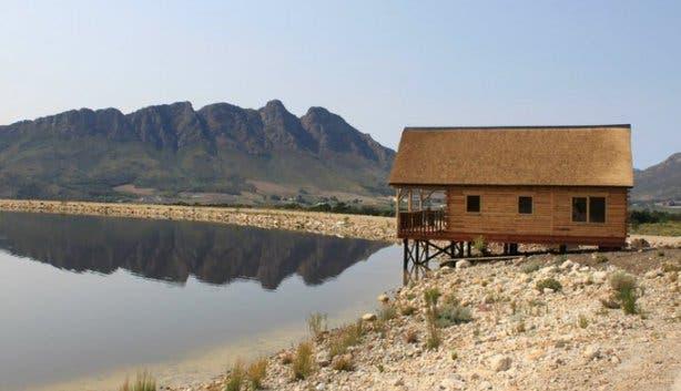 Platbos Log Cabin 2