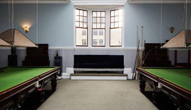 Cape Town Club Billiards