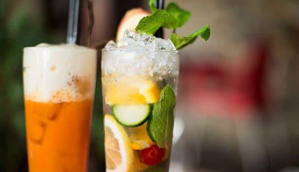 Headquarters Cocktails