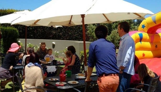 Heritage Day bring and braai at Devonvale golf and wine estate