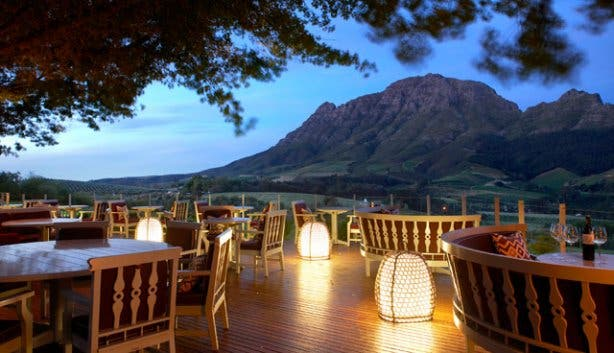 Delaire Graff Restaurant | Stellenbosch Dining Cape Winelands