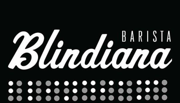 Blindiana Barista Logo
