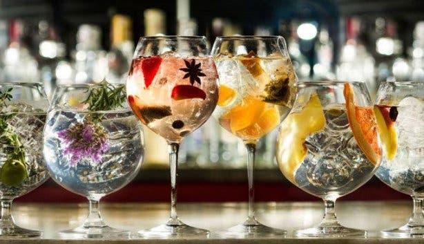 TRE Restaurant Gin Festival