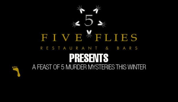 five flies murder mysteries winter