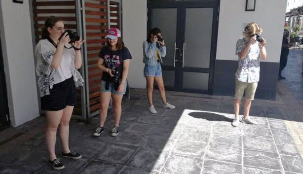 Teen Photography Boot Camp 2