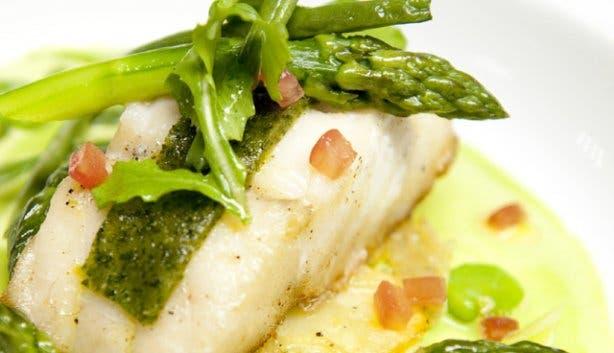 Linefish at Terroir Restaurant in Stellies