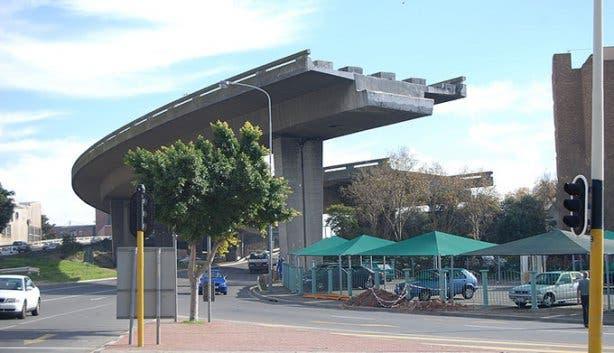 Foreshore Unfinished Bridge