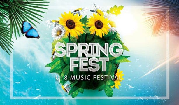 Under 18 Outdoor Spring Music Festival 4