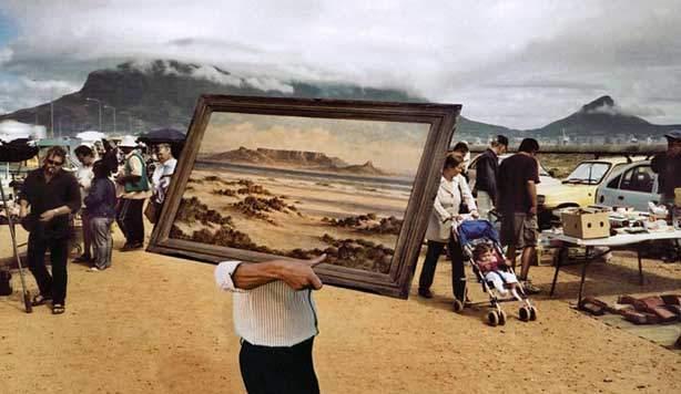 world art scene