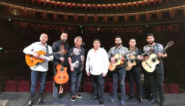 Gipsy Kings at Grand Africa Cafe & Beach 5