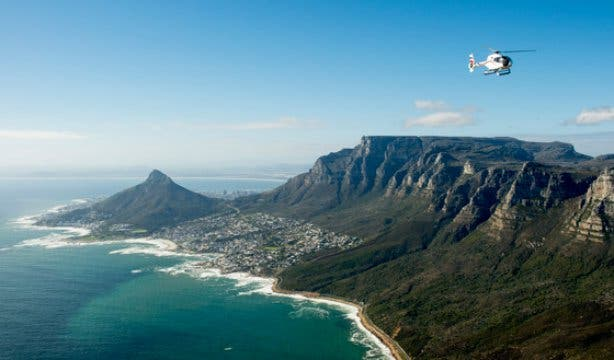 Cape Town Helicopter Atlantico NEW