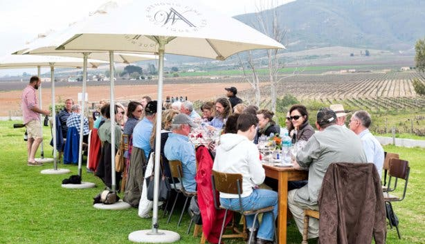 Robertson Slow Food and Wine Festival