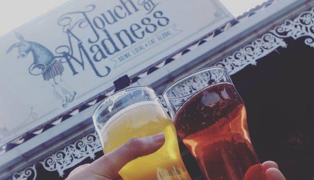 A Touch Of Madness Burgers and Beers 5
