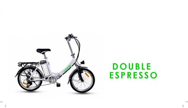 GONOW Bike Double Espresso