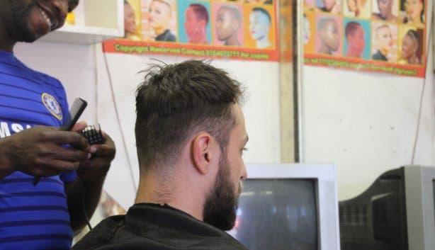 Barber Langa
