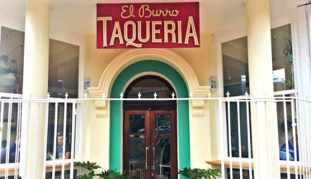 El Burro Taqueria Mexican Restaurant in Cape Town
