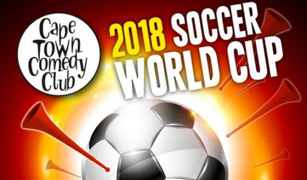World Cup at Cape Town Comedy Club