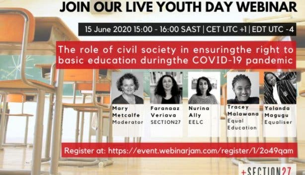 Youth Day Events 2020