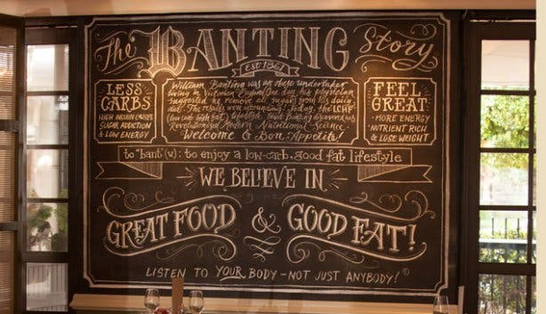 The Banting Kitchen Philosophy