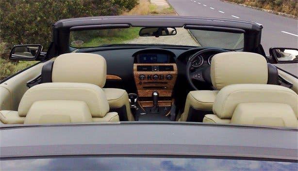 BMW 650i Cab 4