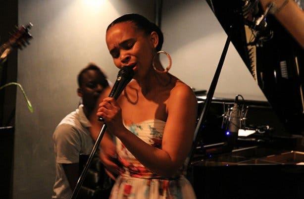Live music at the piano bar