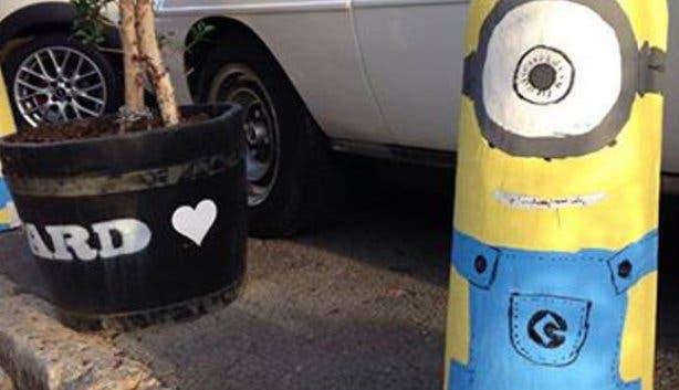 Michael Elion Art Street Cape Town