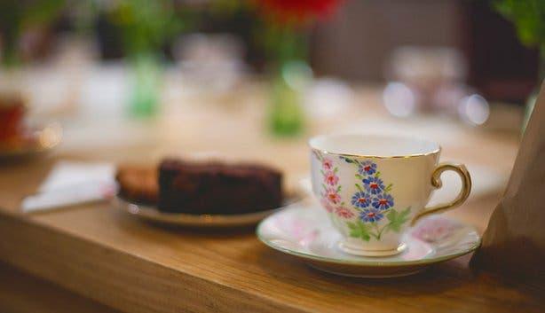The Tea Bar teacup