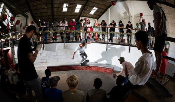 The Shred Indoor Skatepark 2