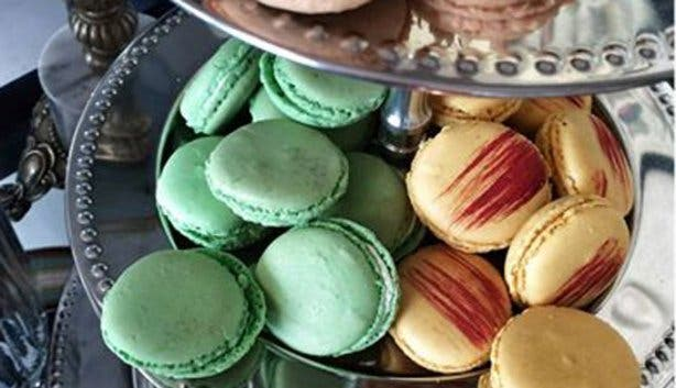 The Riverway Cafe Macaroons