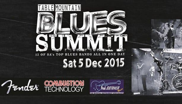 Table Mountain Blues Summit 2015