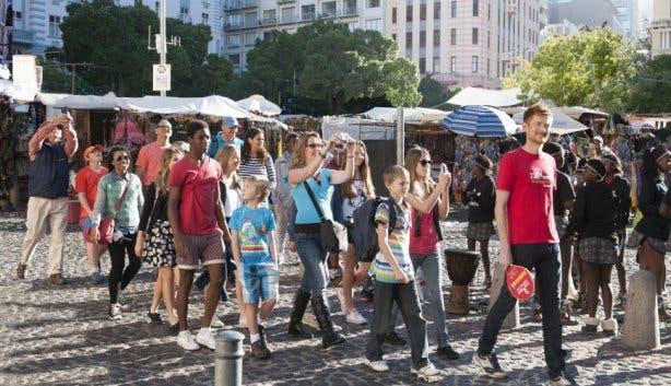 Free walking tours cape town