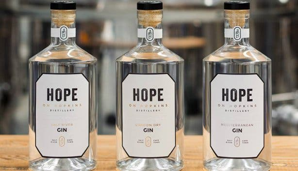 Hope on Hopkins - Gin Distilleries