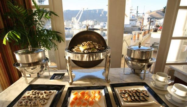 Atlantic Grill Restaurant | Table Bay Hotel Cape Town