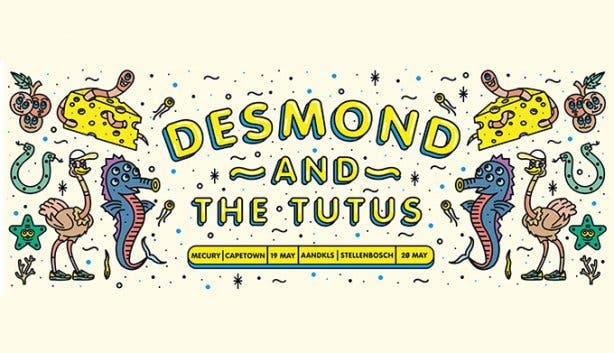 Desmond and the Tutus - 1