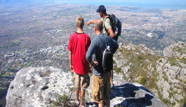 AWOL Table Mountain Tour 4