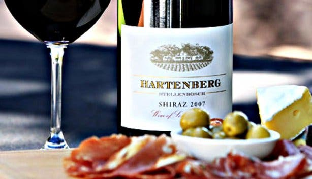 Feast of Shiraz at Hartenberg