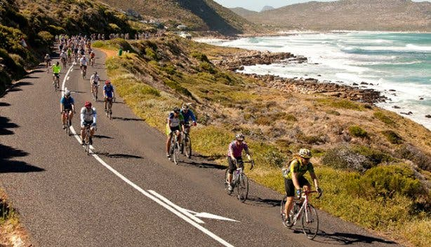 Cape Town Cycle Tour 1