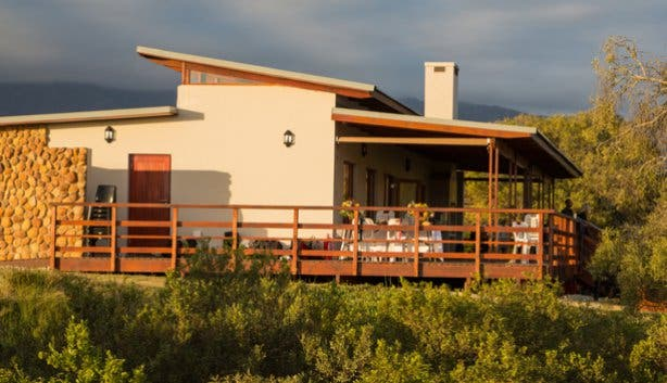Die Stroom Accommodation at Bontebok National Park