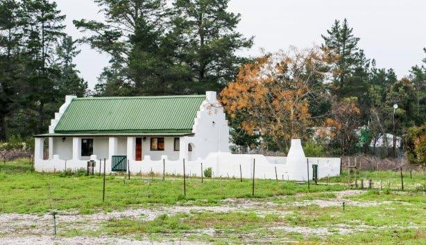 Cottage auf der Alpaka Farm