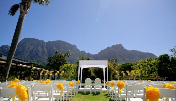 Wedding Venue Cape Town